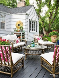 Modern Fresh Backyard Patio Ideas17