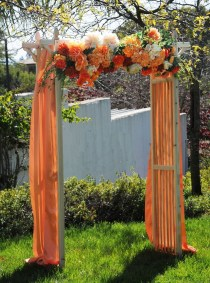 Unique Fall Wedding Decor On A Budget04