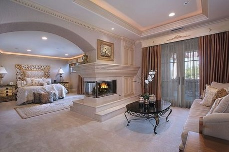 Cozy Master Bedroom Decorating Ideas25