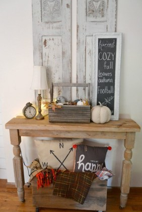 Gorgeous Home Decor Design Ideas In Fall This Year34