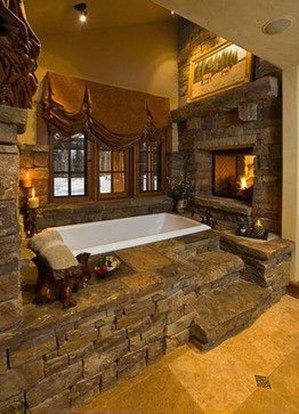 Inspiring Master Bathroom Decor And Design Ideas17