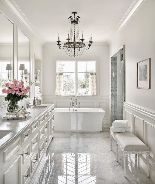 Inspiring Master Bathroom Decor And Design Ideas25