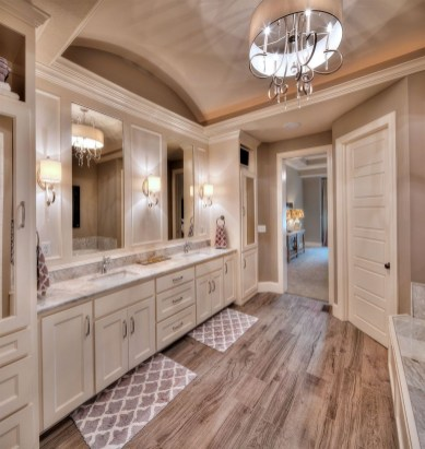 Inspiring Master Bathroom Decor And Design Ideas35
