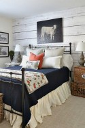 Marvelous Farmhouse Bedroom For Your House Design Ideas27