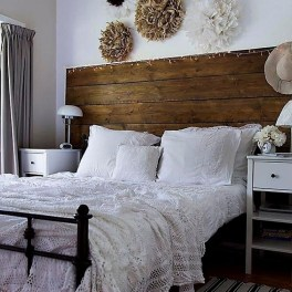 Marvelous Farmhouse Bedroom For Your House Design Ideas30