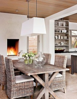 Perfect Farmhouse Dining Room Makeover Ideas08