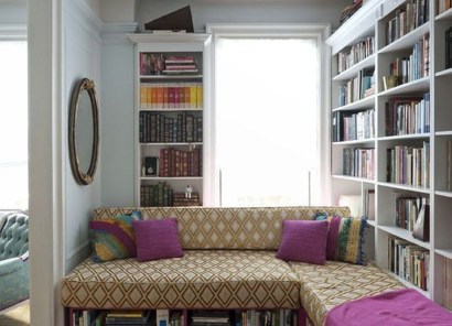 Stunning Window Seat Ideas With Padded Seat And Storage Below13