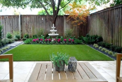 Stylish Backyard Landscaping Ideas For Your Dream House20