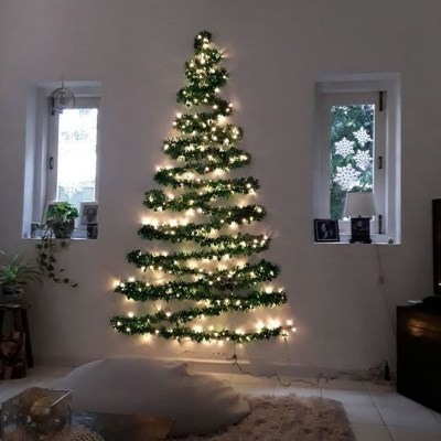 Adorable Christmas Decorations Apartment Ideas10