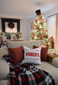 Adorable Christmas Decorations Apartment Ideas17