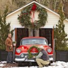 Attractive Front Yard Christmas Decoration Ideas12