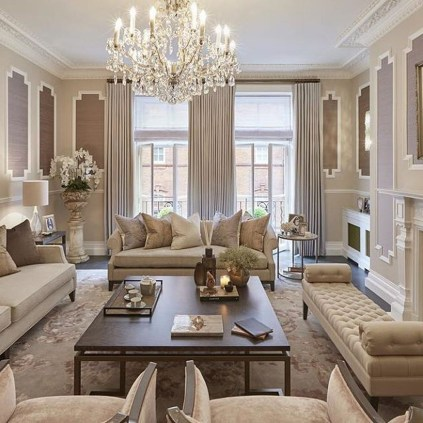 Beautiful Living Room Design Ideas For Luxurious Home28
