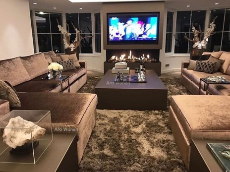 Beautiful Living Room Design Ideas For Luxurious Home40