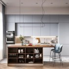Cozy Small Modern Kitchen Design Ideas27