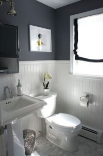 Easy Ideas For Functional Decoration Of Small Bathroom23