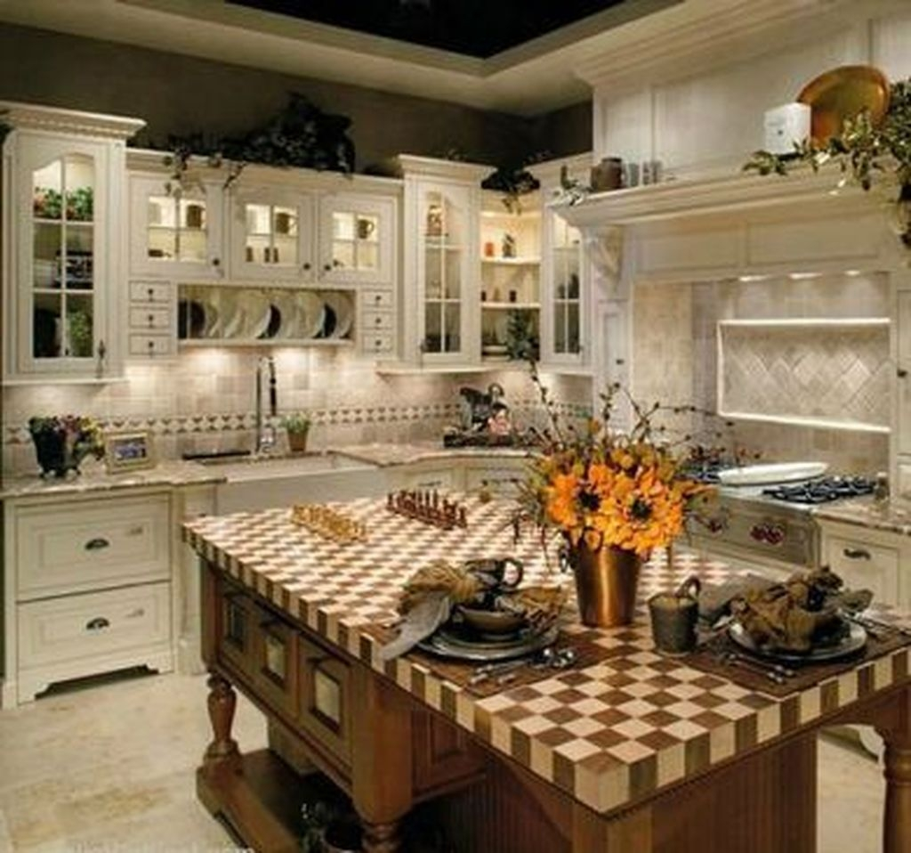 Awesome 99 Flawless French Country Style Kitchen Decor Ideas Download Free Architecture Designs Scobabritishbridgeorg