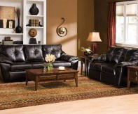 Unordinary Living Room Designs Ideas With Combinations Of Brown Color02