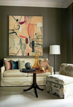 Unordinary Living Room Designs Ideas With Combinations Of Brown Color23