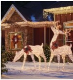 Vintage Outdoor Winter Lights Decoration Ideas40