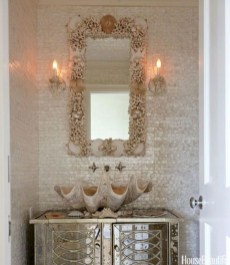 Affordable Beach Bathroom Design Ideas22