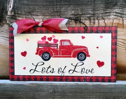 Affordable Outdoors And Indoors Signs Ideas For Valentines Day13