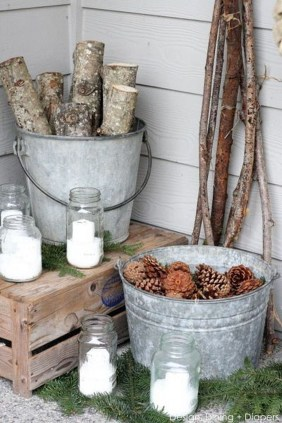 Awesome Outdoor Winter Decoration Ideas35