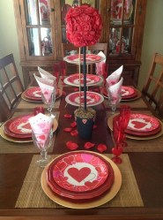 Creative Valentine Table Decoration Ideas07