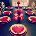 Creative Valentine Table Decoration Ideas14
