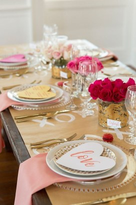 Creative Valentine Table Decoration Ideas32