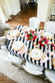 Elegant Table Settings Design Ideas For Valentines Day04