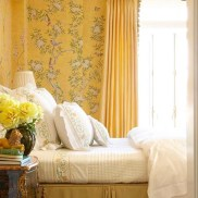 Perfect Yellow Bedroom Decoration And Design Ideas01