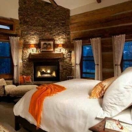 Rustic Romantic Master Bedroom Design Ideas07