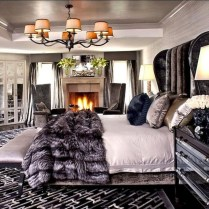 Rustic Romantic Master Bedroom Design Ideas08