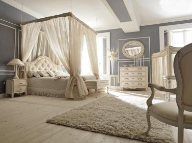 Rustic Romantic Master Bedroom Design Ideas23