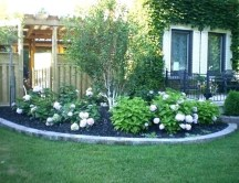 Comfy Low Maintenance Front Yard Landscaping Ideas14