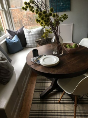 Creative Banquette Seating Ideas For Kitchen33