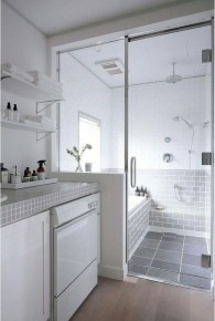 Incredible Curbless Shower Ideas For House01