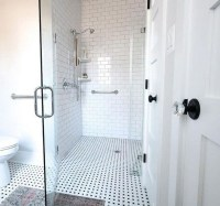 Incredible Curbless Shower Ideas For House27