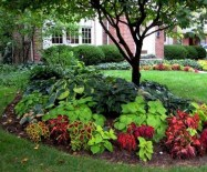 Inexpensive Front Yard Landscaping Ideas33