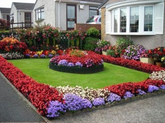 Inexpensive Front Yard Landscaping Ideas50