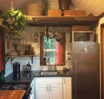 Lovely Tiny House Kitchen Storage Ideas03