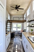 Lovely Tiny House Kitchen Storage Ideas10