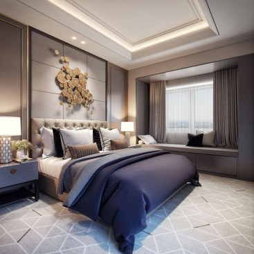 Stunning Bedroom Design Trends Ideas15