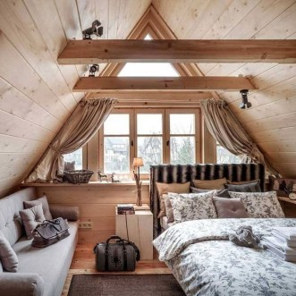 Unique Loft Bedroom Design Ideas06