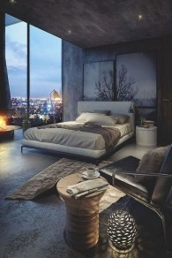 Unique Loft Bedroom Design Ideas19