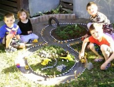 Wonderful Diy Playground Project Ideas For Backyard Landscaping44