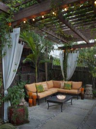 Attractive Small Backyard Design Ideas On A Budget03