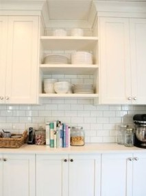 Captivating White Cabinets Design Ideas For Kitchen01