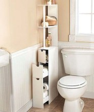 Charming Bathroom Storage Ideas02