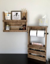 Charming Bathroom Storage Ideas14